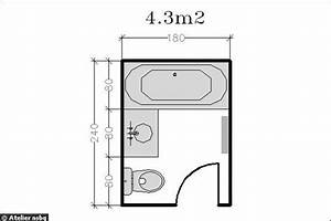 amenagement petite salle de bains 28 plans pour une With plan pour salle de bain