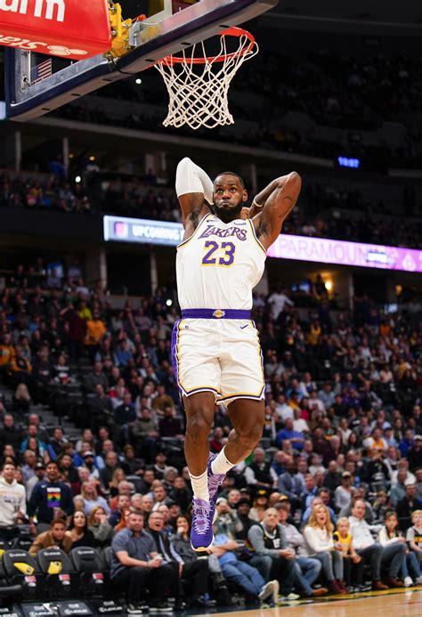 king reigns lebron james  aps male athlete