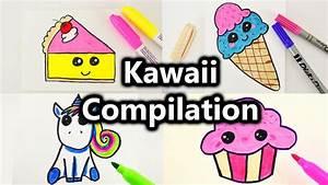 Kawaii Malen Compilation Se Bilder Zeichnen Kawaii