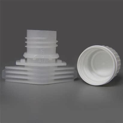 pe pilfer proof plastic spout cap mm  stand  pouches