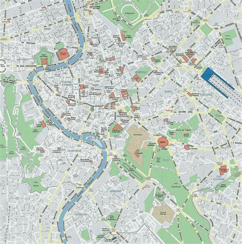 maps  rome