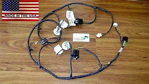 Rear Lamp Wiring Harness 69 Camaro Standard  Made In Usa