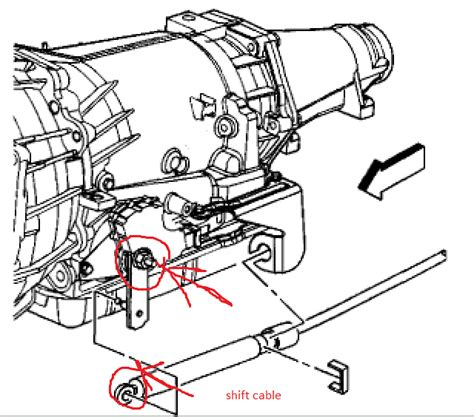 2000 Chevy Tahoe Transmission Diagram by I Drive A Chevy Tahoe Automatic Transmission And It S