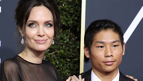 Brad Pitt Angry With Angelina Jolie For Taking Pax To ...