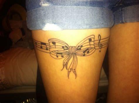 tattoos  body art   bows  pinterest