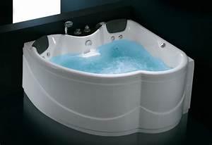 Baignoire Balneo 2 Personnes : baignoire baln o moon gauche thalassor baignoires ~ Dailycaller-alerts.com Idées de Décoration