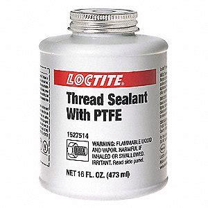 teflon kleben loctite loctite thread sealant with ptfe 5113 1 pt pipe sealants lct1527514 1527514 acklands
