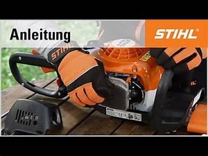Heckenschere Von Stihl : die reinigung des luftfilters einer stihl benzin heckenschere youtube ~ Orissabook.com Haus und Dekorationen