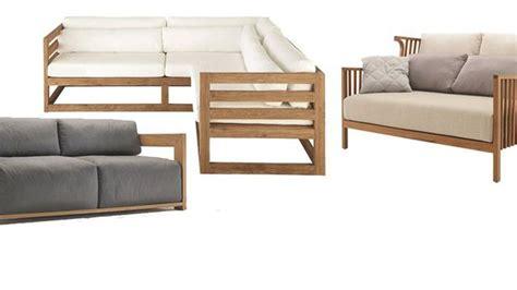 canapé en kit meubles en kit pour le jardin canapé dextérieur avec des