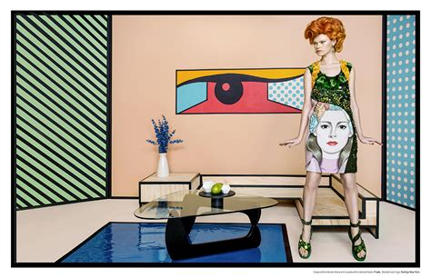 Fashion Photography Pop Art Captured By An Le In L