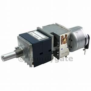 Alps Rk27112mc Potentiometer Mit Motor Poti 10k 50k 100k