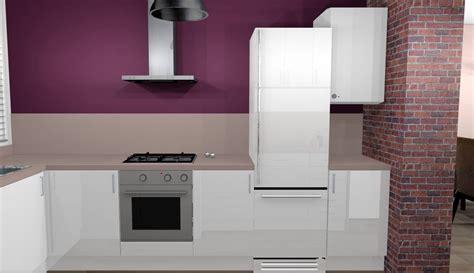 cuisine blanc laqu馥 meuble cuisine blanc laqu free meuble cuisine laqu comment repeindre meuble cuisine peinture pour meuble de cuisine castorama with meuble cuisine
