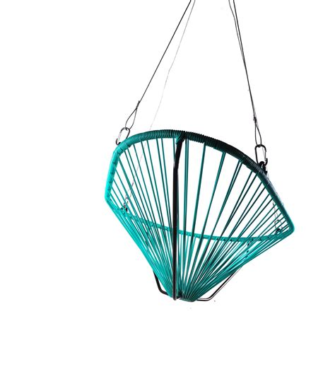 The Acapulco chair Acapulco Wire Hanging Chair