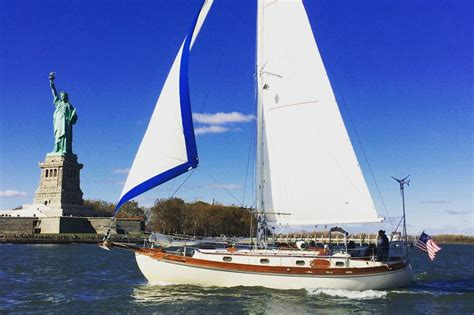 Sailing Boat Nyc rent a tayana tayana 37 37 sailboat in new york ny on sailo