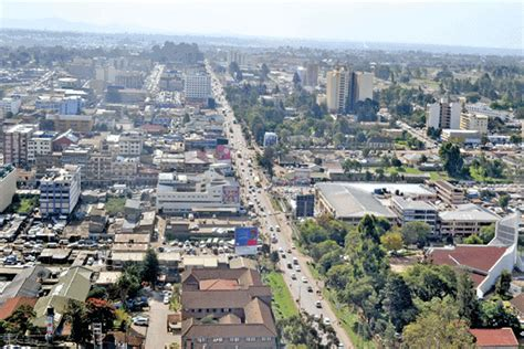 4 facts you should know about Eldoret town