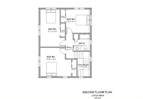 england colonial house plan traditional cape  plans