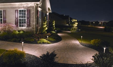 Best Pavers For Walkway, Low Voltage Landscape Lighting