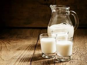Diagram Of Milk
