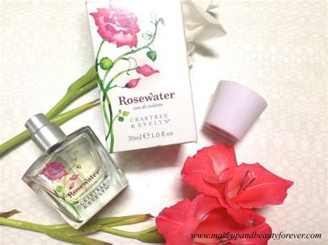 rosewater eau de toilette crabtree rosewater eau de toilette perfume review