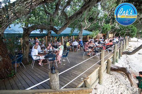 Outdoor Dining: 11 Great Restaurants in St. Augustine, Florida
