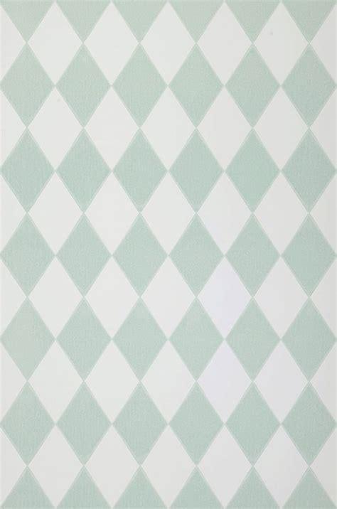 harlequin blanc vert p 226 le papier peint g 233 om 233 trique