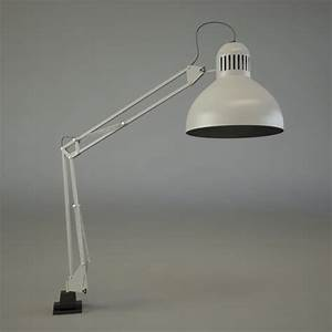 ikea tertial 3d max With tertial floor reading lamp