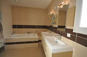 Salle De Bain Baignoire Et Douche. douche italienne et baignoire ...