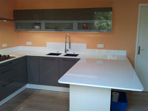 plan de travail de cuisine en quartz plan de travail en quartz silestone somat décor