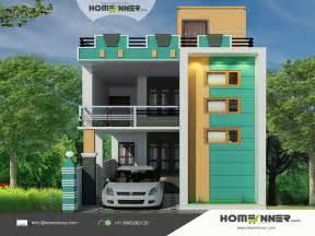 Home Design Gallery - tamil nadu style 3d house elevation design indianhomedesign com