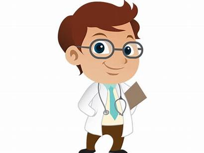 Doctor Animated Clipart Moving Transparent Line Drawing