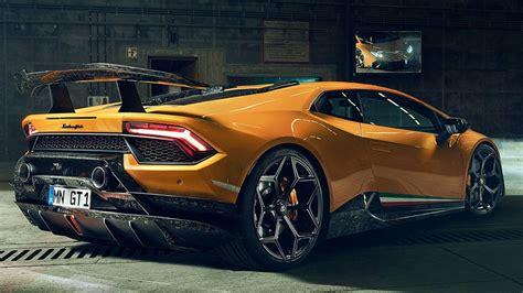 Novitec Make Lamborghini Huracan Performante Naughtier