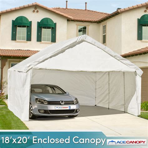 enclosed canopy