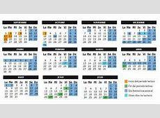 Calendario Escolar 20172018 en Madrid Blog de Opcionis