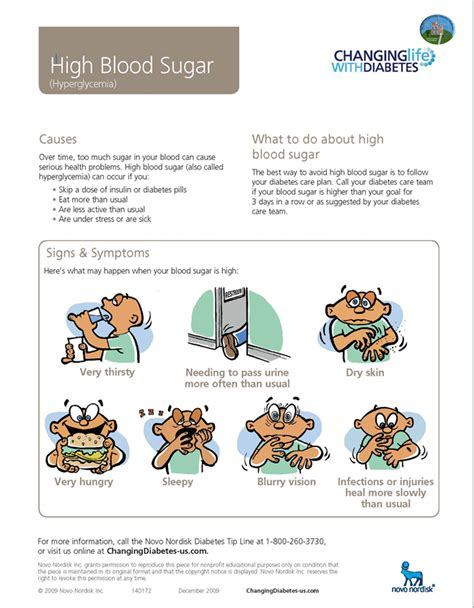 signs  hyperglycemia bing health pinterest