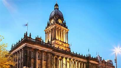 Landmarks Famous Kingdom United Leeds Reimagined Architects