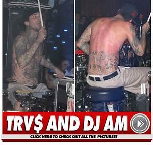 Travis Barker Repairing Tats Damaged in Plane Crash | TMZ.com