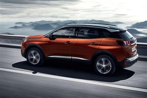 new peugeot 3008 officially unveiled pictures auto express