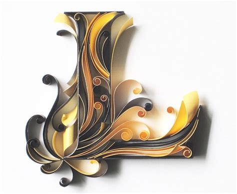 sabeena karnik quilling letters quilling designs quilling patterns
