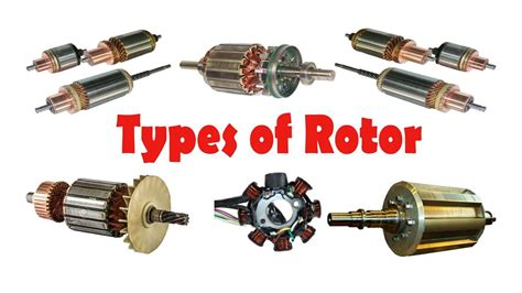 Different Types Of Rotors And Their