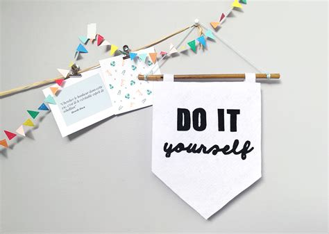 bannière do it yourself vert cerise blog diy do it yourself lifestyle