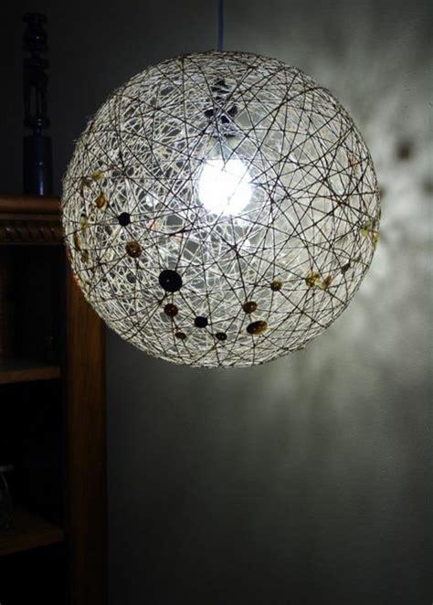 die anleitung zu diy lampe aus hanfseil