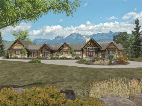 Ranch Style Log Home Floor Plans by Ranch Log Homes Floor Plans Luxury Mountain Log Homes
