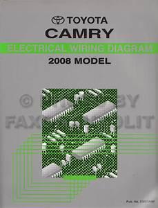 1986 Toyota Camry Wiring Diagram Original