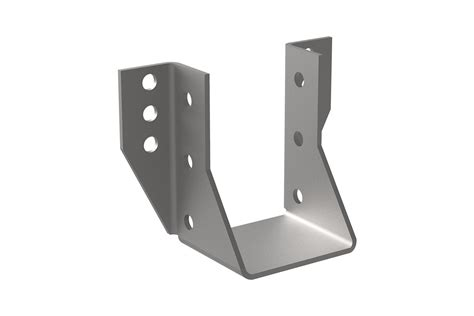 Black Decorative Joist Hangers by Heavy Duty Joist Hanger Bison Built