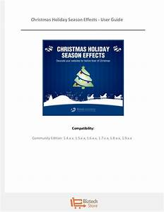 Christmas Holiday Season Effects