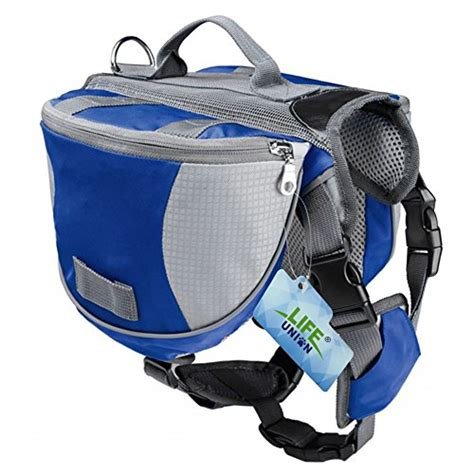 dog saddle backpack pet bag travel hiking pack carrier dogs harness camping bags carriers hound rucksack carrying release quick alibaba