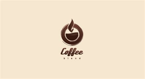 If you want your coffee logo design to be unique, you should go with something that isn't that coffee related, like a smooth blue color. Coffee Logos Collection: Espresso Yourself! | Inspiration