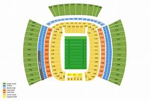 Embassy Seating Chart Sept 20 Broncos At Steelers