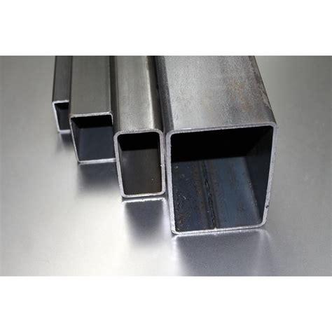 stahlrohr 20 mm 40 x 20 x 3 mm bis 1000 mm rechteckrohr vierkantrohr stahl profilrohr 1 92