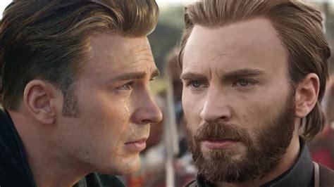 Captain America Avengers Endgame Haircut Fade